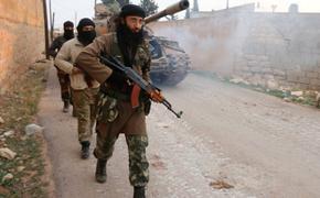 На северо-западе Сирии исламисты активизировали военные действия