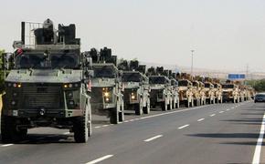 Военный эксперт считает, что Турция готовится к новому наступлению на севере Сирии