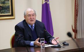 Армен Саркисян предложил создать новое правительство Армении
