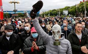 Белорусы сменили тактику протестов