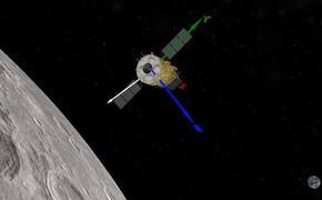 КНР отправила зонд на Луну
