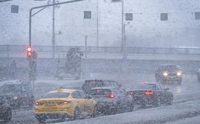 Синоптик Синенков предупредил москвичей о мокром снеге в понедельник