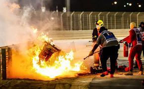Гонщик Формулы-1 возмутился «голливудским» освещением аварии