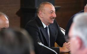 Ильхам Алиев призвал Францию отдать армянам Марсель