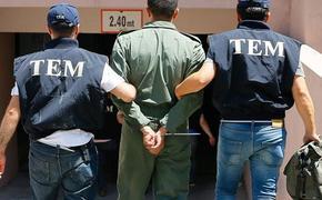 В Турции прошли массовые аресты военнослужащих
