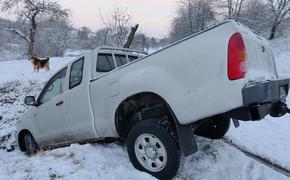 Буран в Германии спрвоцировал массовые аварии