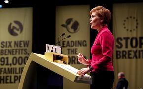 В Шотландии надеются на вакцинацию до Рождества