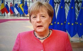 Ангела Меркель выразила соболезнования семьям погибших при наезде на пешеходов в Трире