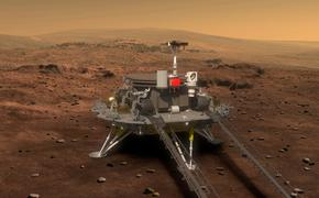 В феврале следующего года китайский роботизированный вездеход будет доставлен на Марс
