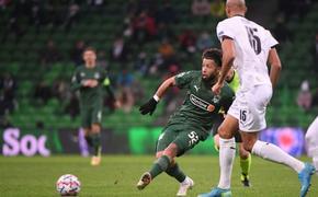 «Краснодар» побеждает «Ренн» - 1:0 и выходит в плей-офф ЛЕ