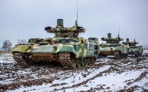 Боевые машины поддержки танков наконец поступили в российские войска