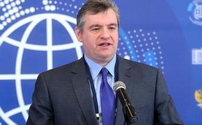 Депутат Леонид Слуцкий сделал заявление в связи с бойкотом западных стран встречи СБ ООН по Донбассу