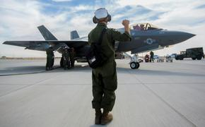 Американские морпехи получили первую эскадрилью истребителей-невидимок F-35C