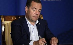Медведев заявил о необходимости прогнозировать межнациональные конфликты