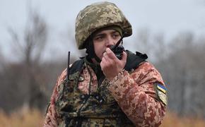 Украинские морпехи нарушили перемирие в Донбассе и уничтожили из минометов двух бойцов ДНР