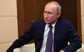Bloomberg: Путин - «предсказуемо достойная внимания» персона