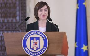 Член Общественной палаты рассказал, как Майя Санду может стать проблемой для Кремля