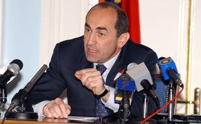 Экс-президент Армении Кочарян: Ереван сделал осеннюю войну с Азербайджаном в Карабахе неизбежной