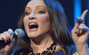 София Ротару прилетела в Москву на съемки одной из новогодних программ