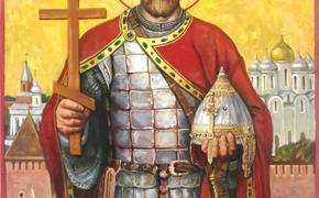 День памяти благоверного великого князя Александра Невского приходится на 6 декабря