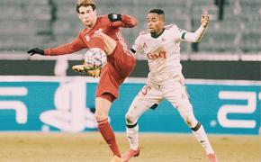 «Бавария» выигрывает у «Локомотива» - 2:0