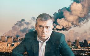 Красноярский депутат Иван Серебряков: Город иногда похож на газовую камеру