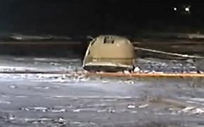 Китайский лунный зонд с образцами вернулся на Землю