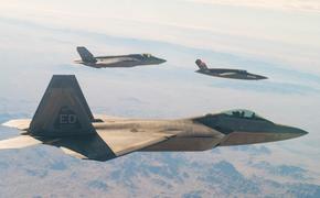 Американская военная авиация совершает революцию в организации боевых действий