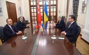 Турцию подозревают в сговоре с Украиной по вопросам Крыма