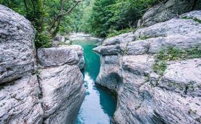 В горах Сочи закрыли очередной туристический маршрут