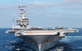 Девятая ударная авианосная корабельная группа ВМС США будет развернута в 2021 году в западной части Тихого океана