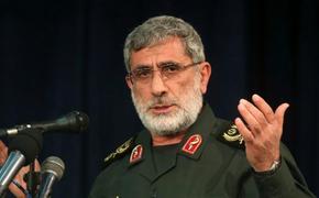 Иранский генерал призвал мстить за смерть Сулеймани на территории США
