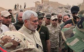 Иракская шиитская организация «Катаиб Хезболла» отказалась сложить оружие