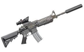 Морскую пехоту США планируется полностью вооружить стрелковым оружием с глушителями