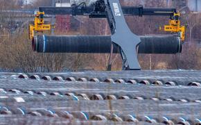 Прокладку «Северного потока – 2» в водах Дании возобновят в январе