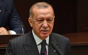 Эрдоган заявил, что захват Капитолия шокировал мировое сообщество