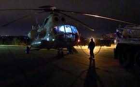 В Хабаровск на вертолете экстренно доставили пациентку из поселка