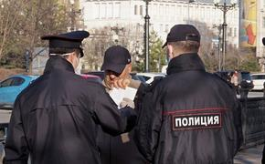 Активиста из Комсомольска-на-Амуре задержали за отсутствие маски