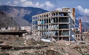 Отходы Тырныаузского ГОКа угрожают экологии Северного Кавказа и Каспийского моря