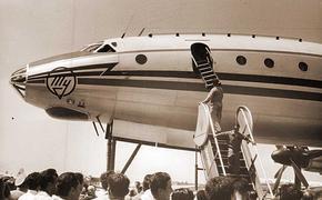 Советский авиаконcтруктор Туполев поспособствовал росту американского авиапрома