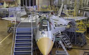 Второй Су-57, собираемый в Хабаровском крае, поступит на вооружение весной