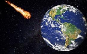 Метеорит взорвался над Камчаткой