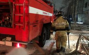 Семья с детьми погибла на пожаре в Хабаровске