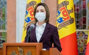 Санду заявила о перезагрузке отношений с ЕС и нормализации отношений с Россией