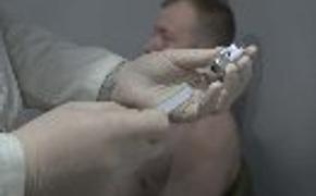 100 российских миротворцев в Нагорном Карабахе сделали прививки от коронавируса COVID-19