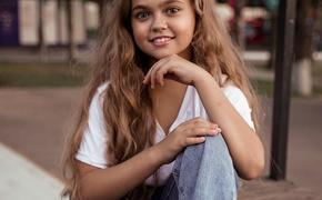 Самой красивой девочкой в России признана Мелания Чумакова из Калуги