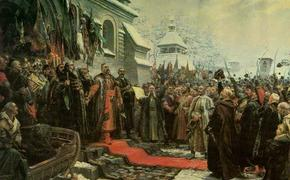 В этот день в 1654 году малороссийское казачество в Переяславле присягнуло на верность русскому царю