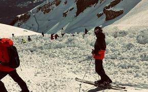 При сходе лавины погиб президент горнолыжной федерации
