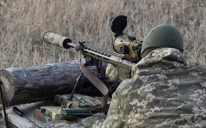 Власти ДНР не исключают эскалацию боевых действий из-за политики Украины