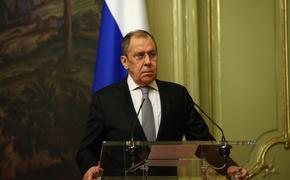 Лавров оценил заявления западных политиков по Навальному